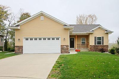 Iowa City Single Family Home New: 2073 Mackinaw Drive