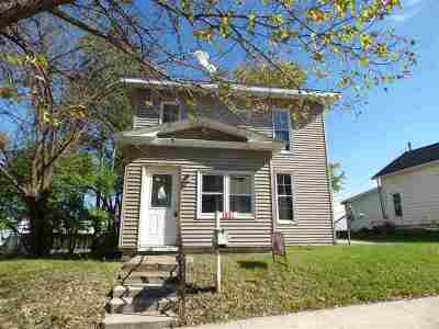 Single Family Home For Sale: 119 2nd St