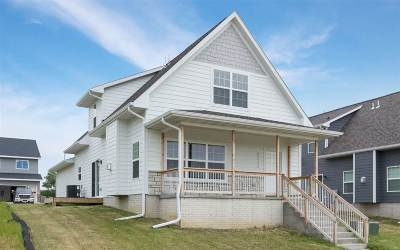 Iowa City IA Single Family Home New: $250,000