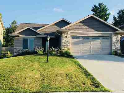 Coralville Single Family Home New: 2179 Michelle Lane