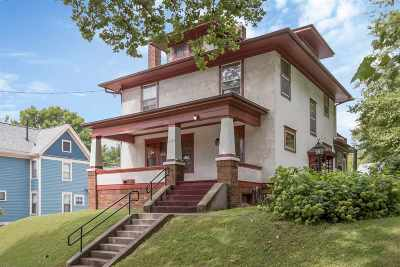 Iowa City Single Family Home New: 621 N Van Buren Street