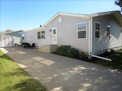 Iowa City Single Family Home New: 228 Dapple Ct