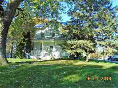 Tipton Single Family Home Reduced Price: 811 Locust St