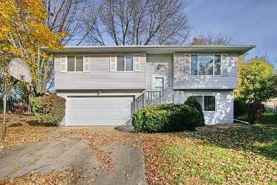 Iowa City Single Family Home For Sale: 1118 Apple Ct