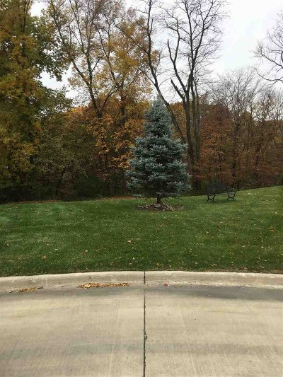Iowa City Residential Lots & Land For Sale: 780 Barber Pl