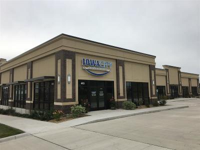Iowa City Commercial For Sale: 663 Eastbury Dr #100