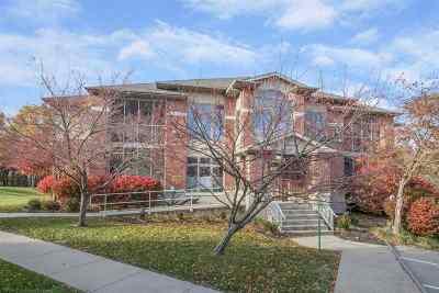 Iowa City Condo/Townhouse For Sale: 1753 Louis Pl
