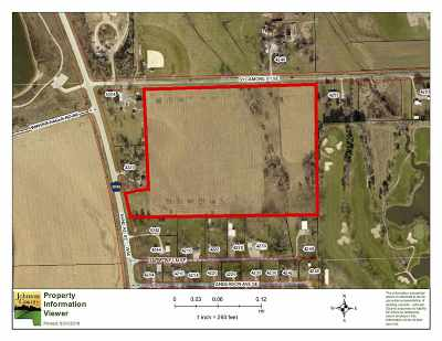 Iowa City Residential Lots & Land For Sale: Sand Rd