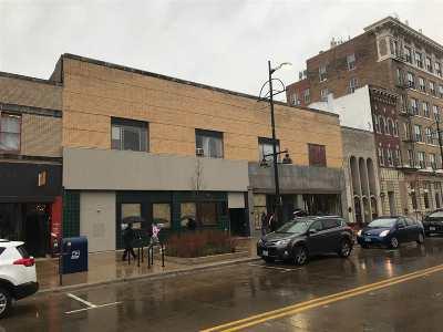 Iowa City Commercial For Sale: 113 E Washington St.