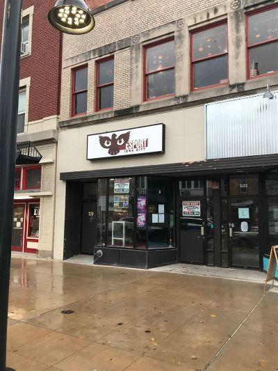 Iowa City Commercial For Sale: 123 E Washington St