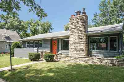 Iowa City Single Family Home For Sale: 619 2nd Ave