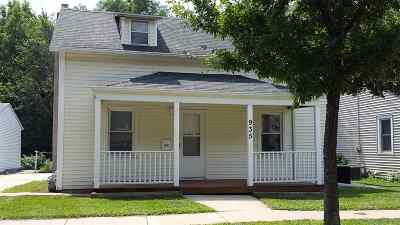 Iowa City IA Single Family Home New: $209,900