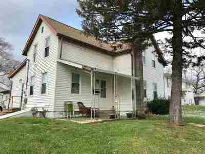 Marion Single Family Home For Sale: 314 6th St