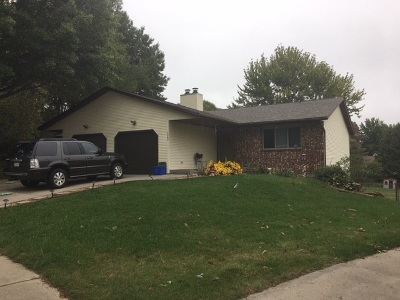 Iowa City IA Single Family Home For Sale: $210,000