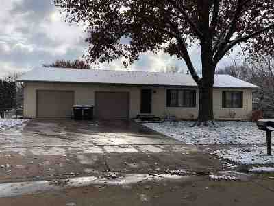 Iowa City IA Multi Family Home New: $310,000