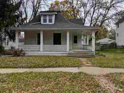 Marion Single Family Home For Sale: 969 14th St.