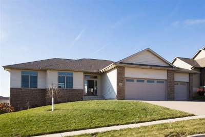 Iowa City IA Single Family Home New: $625,000