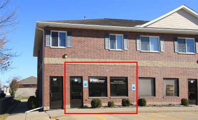 North Liberty Commercial For Sale: 4 Hawkeye Dr #Ste 101