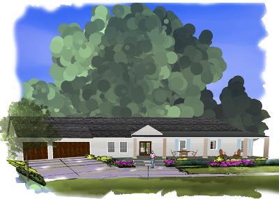 Iowa City Single Family Home For Sale: 5 Highview Knl NE