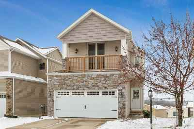 Coralville Condo/Townhouse For Sale: 2184 Westminster Cir
