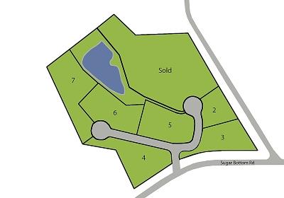 Solon Residential Lots & Land For Sale: 2380 Sugar Bottom Rd NE Lot 6