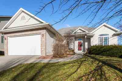Iowa City Single Family Home For Sale: 762 Tipperary