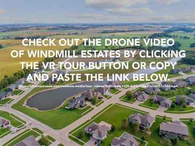 Solon Residential Lots & Land For Sale: Lot 89 Windmill Estates