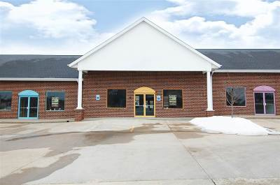 North Liberty Commercial For Sale: 595 Ashley Ct #Ste 3 &a