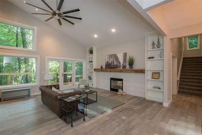 Iowa City IA Single Family Home For Sale: $719,900