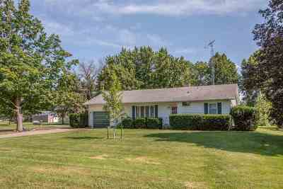 Keokuk County Single Family Home For Sale: 400 W Main