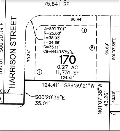 North Liberty Residential Lots & Land For Sale: Lot 170 Harvest Estates Ii Part 5