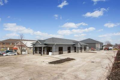 North Liberty Commercial For Sale: 9 Hawkeye Dr #B