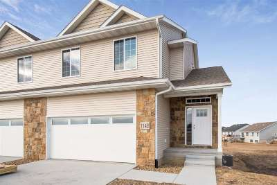 North Liberty Condo/Townhouse New: 1142 Mary Ln