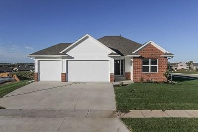 Iowa City IA Single Family Home New: $354,900