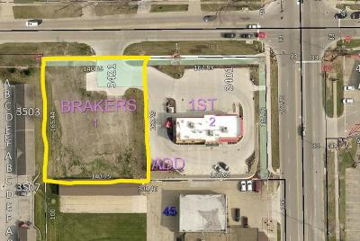 Cedar Rapids Commercial For Sale: 3421 E Ave NW