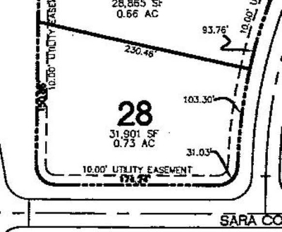 North Liberty Residential Lots & Land For Sale: Lot 28 Corridor Commercial