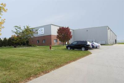 Iowa City Commercial For Sale: 2308 Heinz Rd