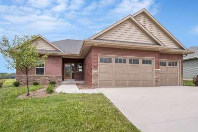 Iowa City IA Single Family Home New: $399,500