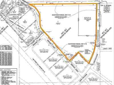 Coralville Residential Lots & Land For Sale: 17 03 Acres M/L Veritas First Additon