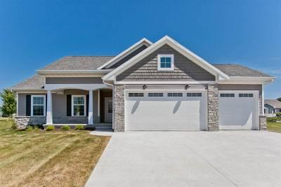 Iowa City IA Single Family Home New: $335,000