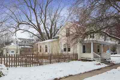 Iowa City IA Single Family Home New: $274,900