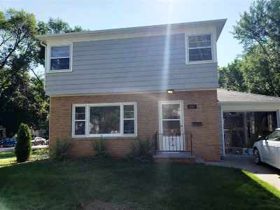 Iowa City IA Single Family Home New: $429,000