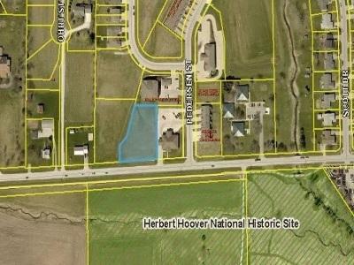 Cedar County Residential Lots & Land For Sale: W Main Street Lot 1