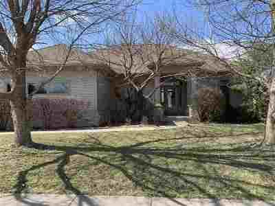 Iowa City Single Family Home New: 1165 Wild Prairie