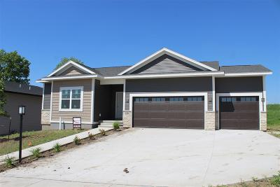 Tiffin IA Single Family Home New: $339,900