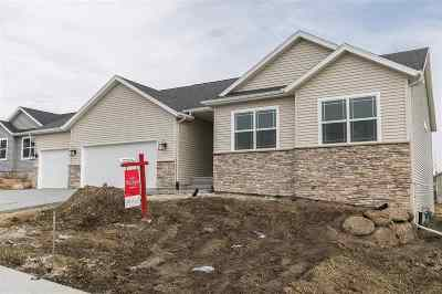 Mt Vernon IA Single Family Home New: $380,000