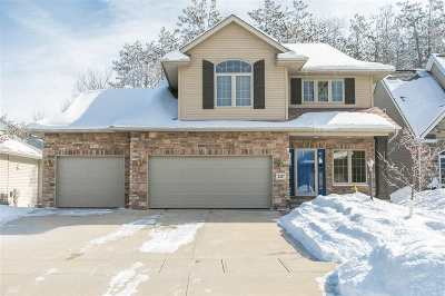 Coralville Single Family Home For Sale: 2247 Dempster Dr