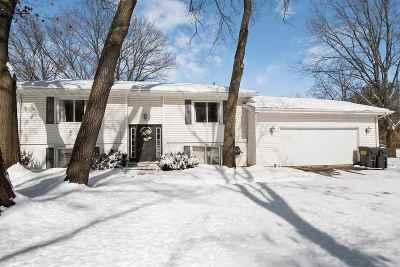 Cedar Rapids Single Family Home New: 4400 Deer View Road