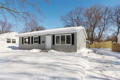 Cedar Rapids Single Family Home New: 4418 Walker Street NE
