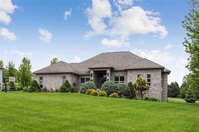 Iowa City Single Family Home For Sale: 302 Butternut Ln